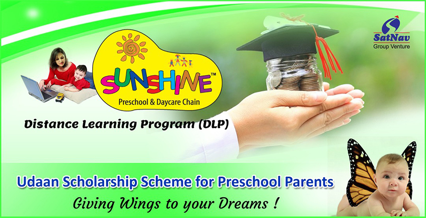 Sunshine Launches Udaan Scholarship Scheme to Aid Preschoolers in COVID-19