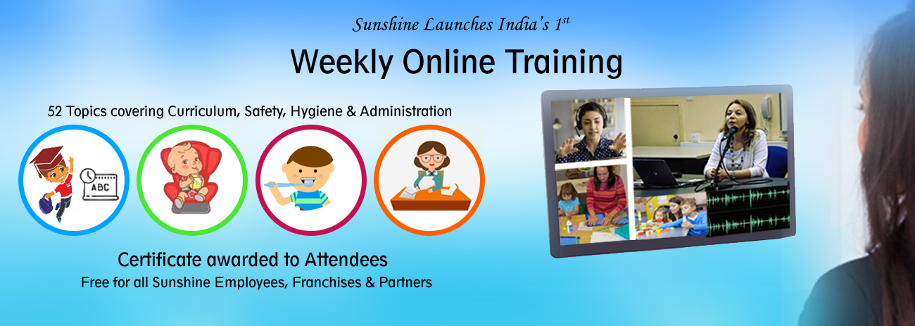 Weekly Online Training