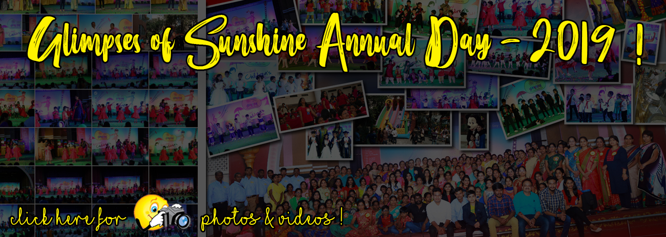 Sunshine Annual Day